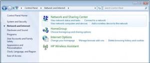 Шаг 2 для создания одноранговой сети