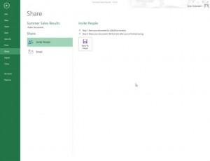 Возможность обмена файлами