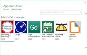 Приложения для офиса