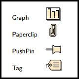File attachments Icon in PDF