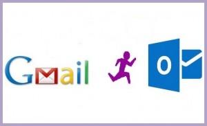 Обновление Gmail до Outlook