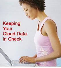 Следите за облачными данными
