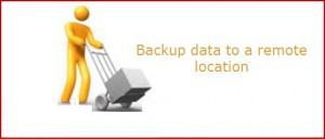 Хранение данных в удаленном месте
