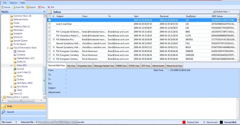 how to clear files stored on hard drive