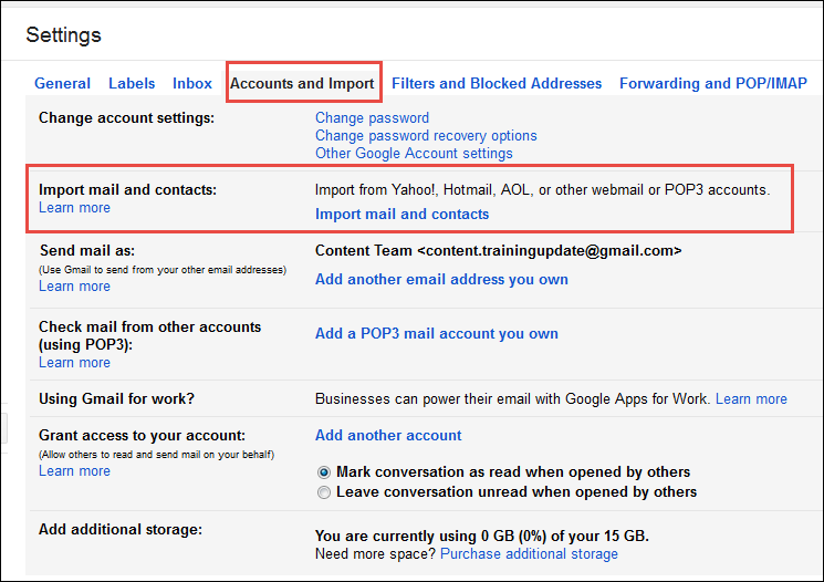 How to Export Contacts From AOL To Gmail? – SysTools Blog