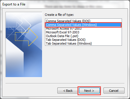 how to send an email to addresses in excel