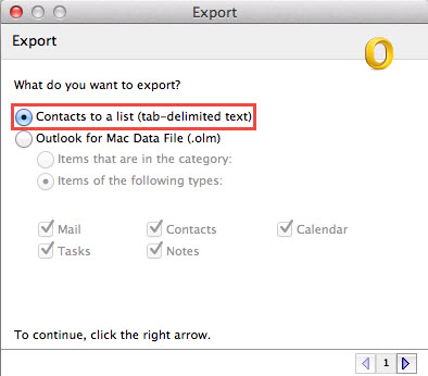 Import OLM Contacts to Gmail in an Easy Way