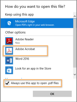 Microsoft Edge Discover Why PDF File Not Opening In Edge
