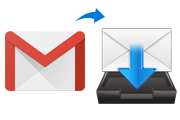 Gmail to MBOX