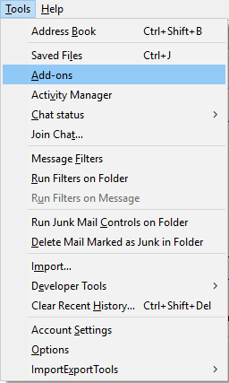 How to Batch Convert Thunderbird Email to PDF with Attachments