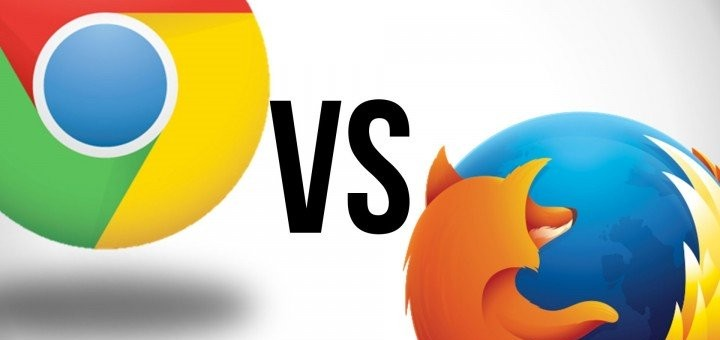 Google Chrome vs Mozilla Firefox Which is Better Internet