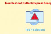 outlook express keeps crashing