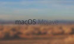 Mojave 10.14 MacOS