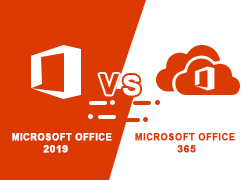 Office 2019 and Office 365
