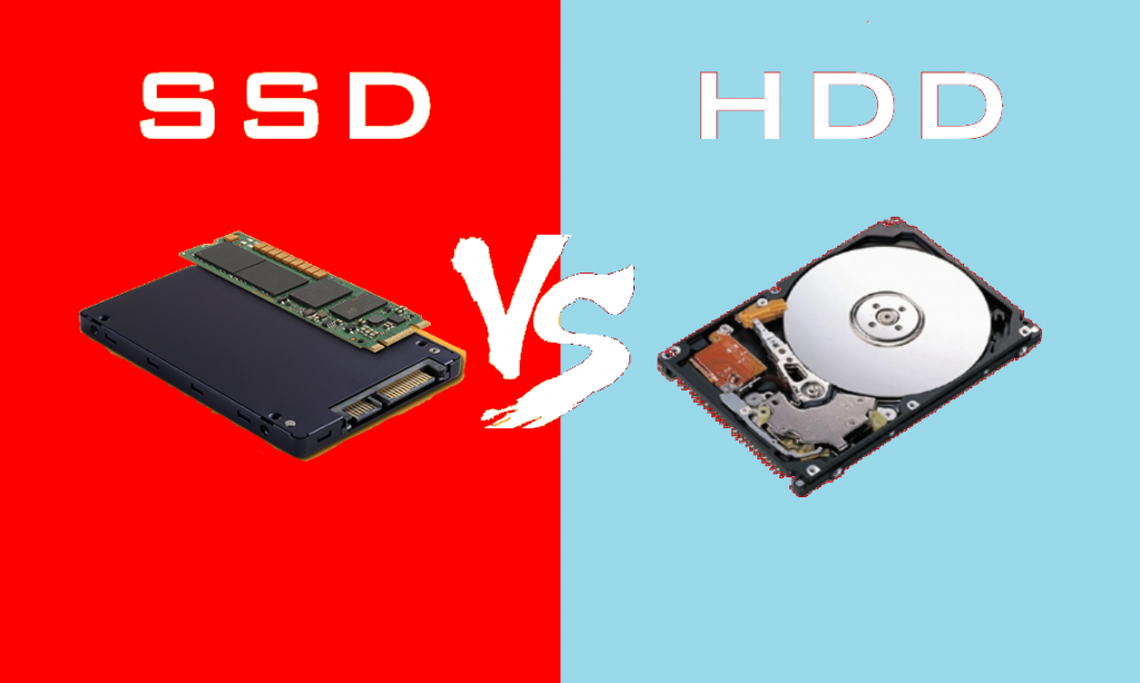 Image result for SSD VS HDD