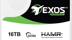 "Seagate Announces 16 TB 3.5"" HAMR Hard Drive"