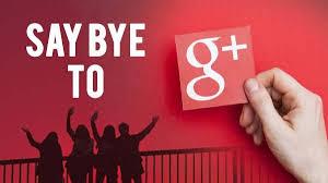 Google начнет удаление контента из пользовательского аккаунта Google+
