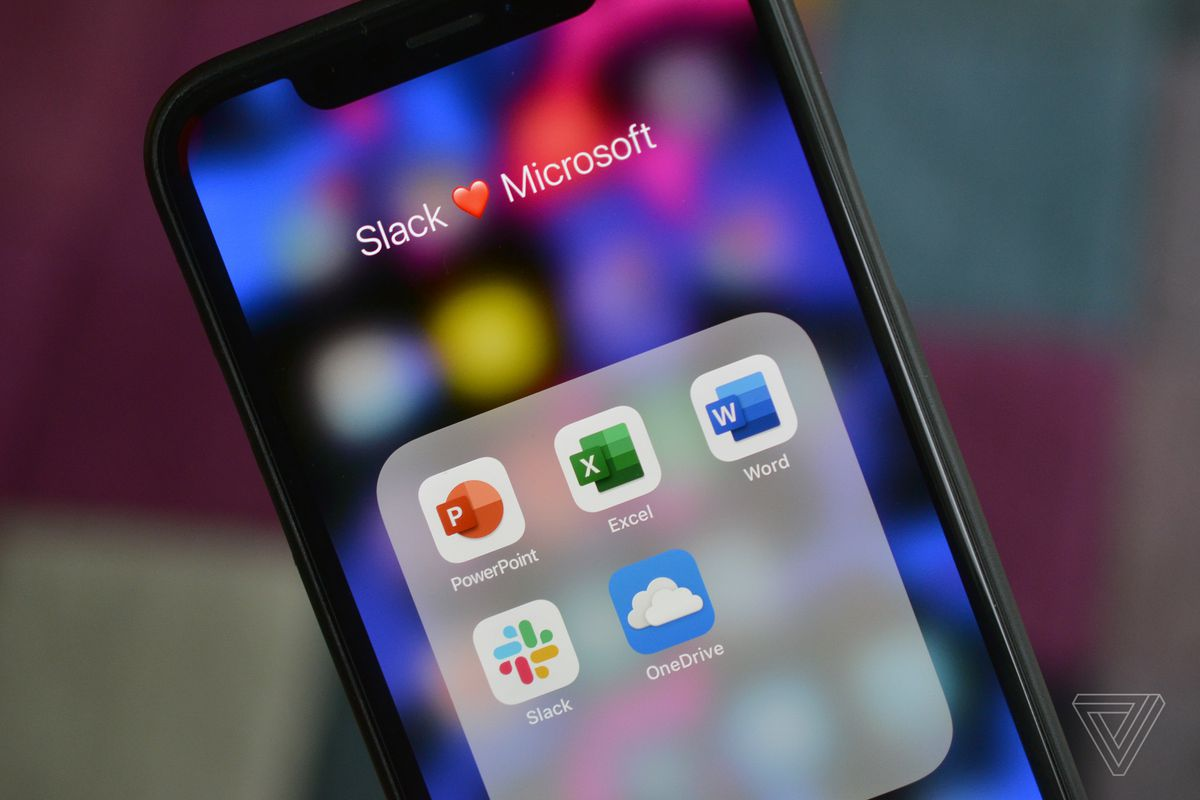 slack integrates with office 365