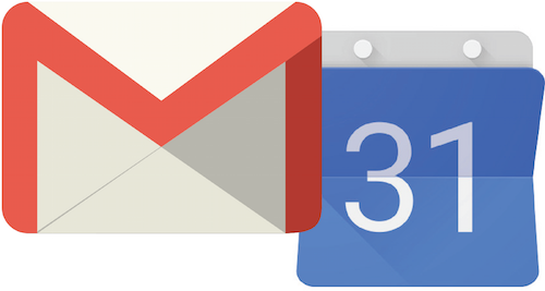 Gmail and Calendar Feature