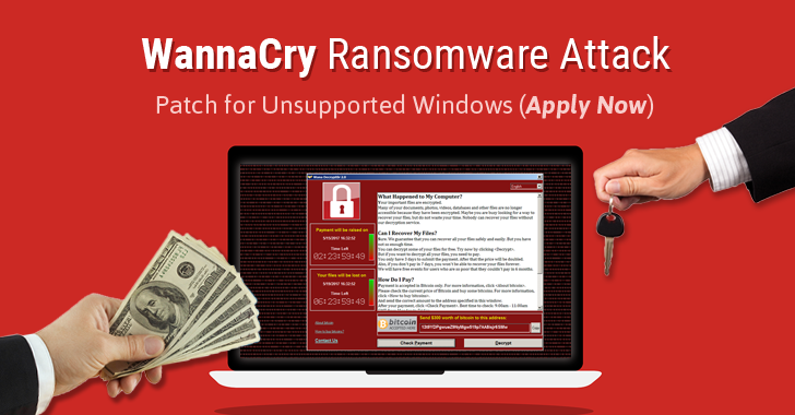 Microsoft warns of major WannaCry-like Windows security exploit, Releases XP Patches