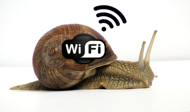 Slow Wi-Fi while Working from Home