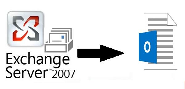 Export Exchange 2007 Mailbox to PST